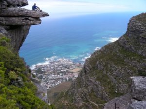 Aboe Kasteelspoort, Table Mountain (photo by Peter Groves)