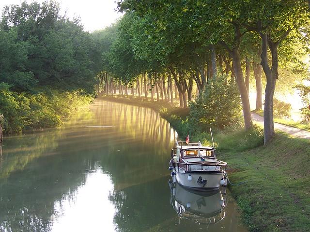 Canal du Midi video clips